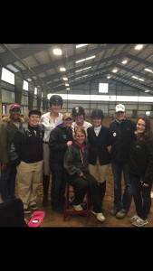 Photo Credit: Springfield College Equestrian Facebook Page