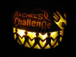 Photo courtesy of Rachel's Challenge Facebook Page.