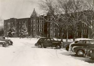 Photo courtesy of Springfield College Archives.