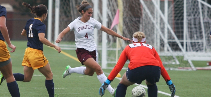 Photo courtesy of Springfield College Athletics.