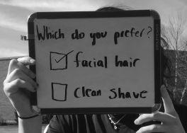 facial hair #2