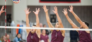 men's volleyball rivier