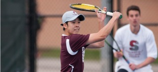 men's tennis april 13
